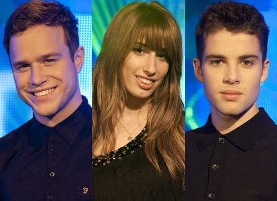 Vote For Your Winner of The X Factor 2009 — Olly Murs, Stacey Solomon or Joe McElderry? Tell Me Now!