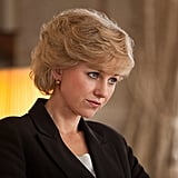 "Diana  What it's about: Naomi Watts plays the late Princess Diana in a biopic that explores the last few years of the international figure's life leading up to her fatal accident in 1997. Why we're interested: Taking on a beloved royal is always a challenge, and given that Diana was the ""People's Princess,"" this movie better be good. Watts already looks the part, but I'm hoping she can act the part too. When it opens: Nov. 1 Watch the trailer for Diana.  Source: Ecosse Films"