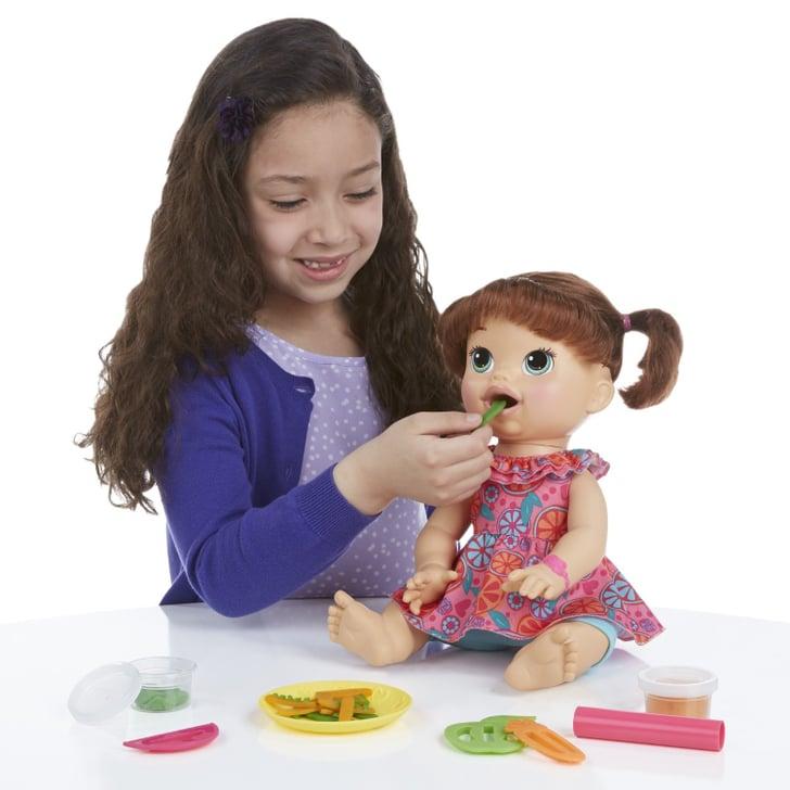 Baby Alive Super Snacks Snackin' Sara | Gift Guide For 4 ...