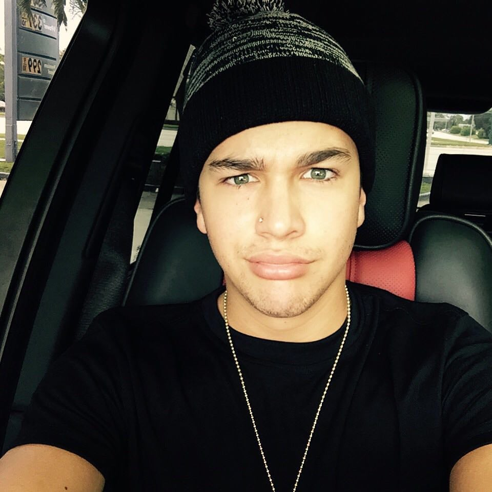 Hot Guys With Nose Rings Popsugar Fashion