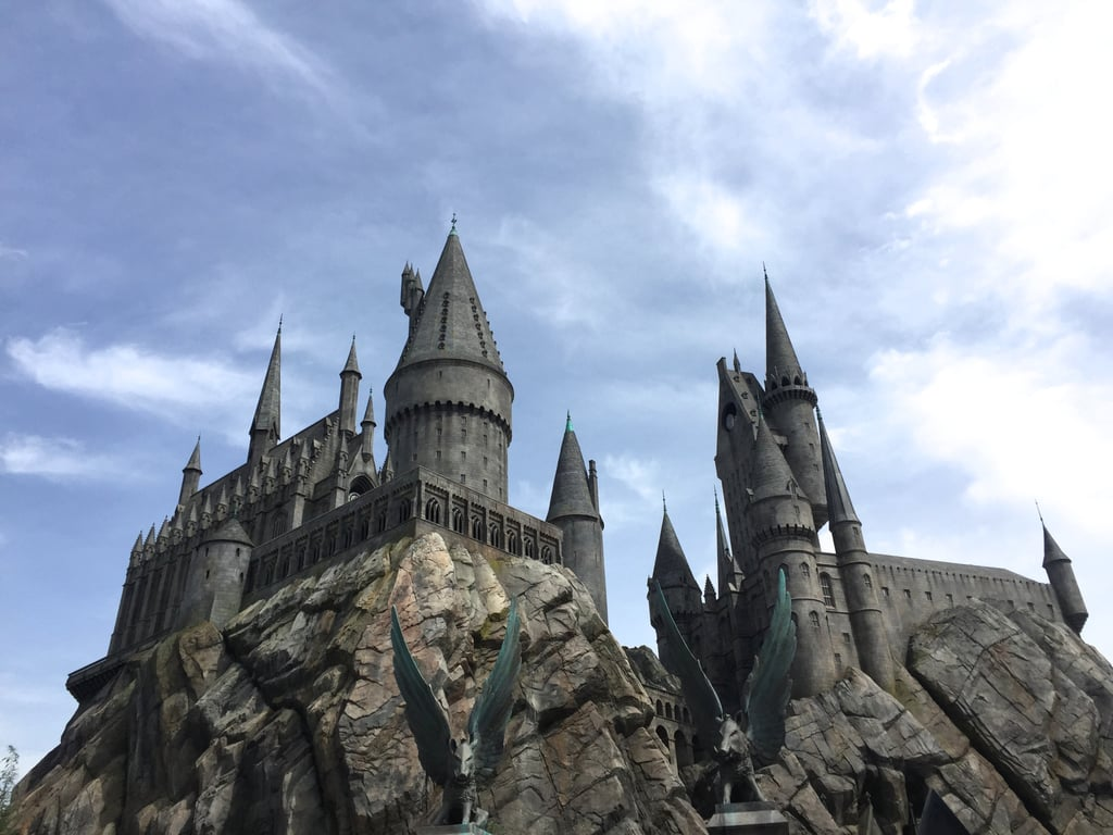 If you're a Harry Potter fan, Wizarding World Hollywood is DEFINITELY one for the bucket list.