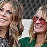 In 2019, Julia honored Rita Wilson at the Sleepless in Seattle star's Hollywood Walk of Fame ceremony.