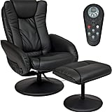 Best Choice Products Faux Leather Electric Massage Recliner Chair