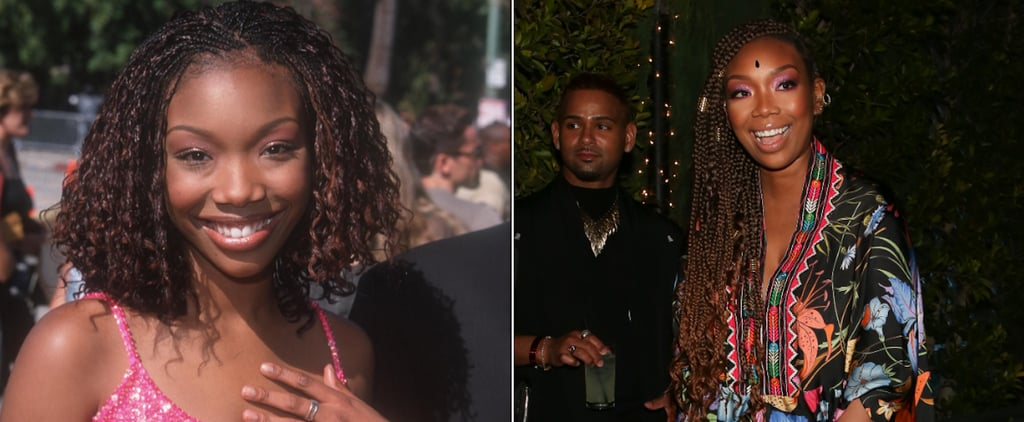 Brandy's Evolution of Braided Hairstyles