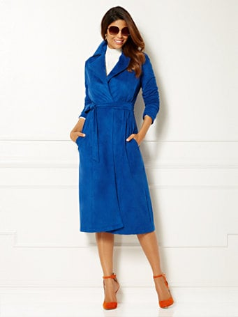 Eva Mendes Collection Trench Coat ($170)