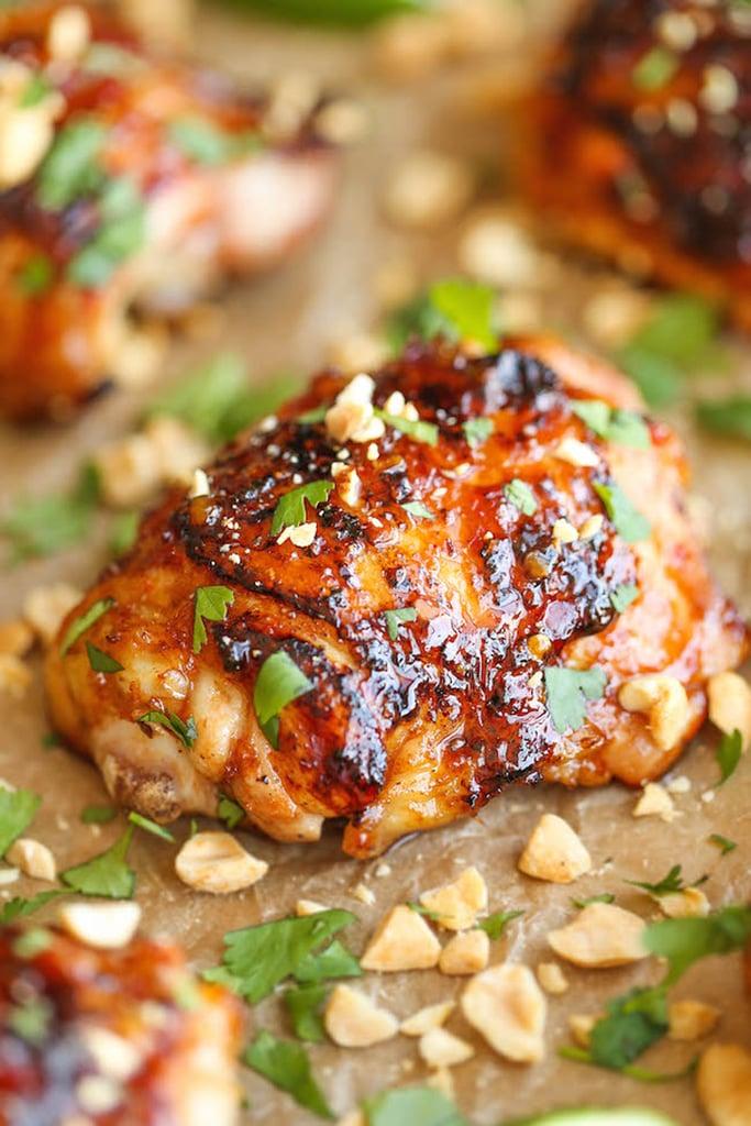 Easy Thai Chicken Thighs Big Batch Dinner Recipes Popsugar Food Photo 30