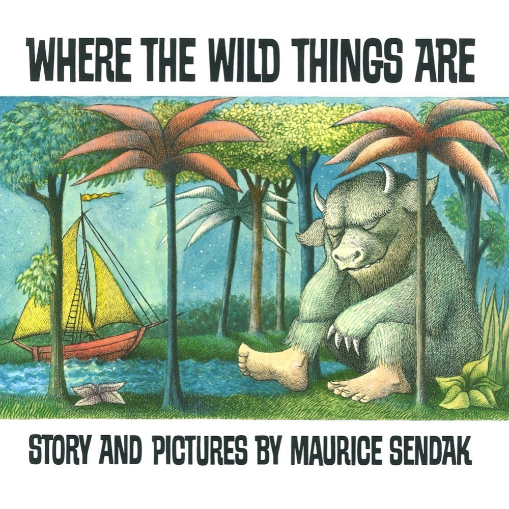 Ages 5+: Where the Wild Things Are