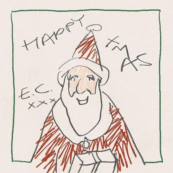 Happy Xmas, Eric Clapton