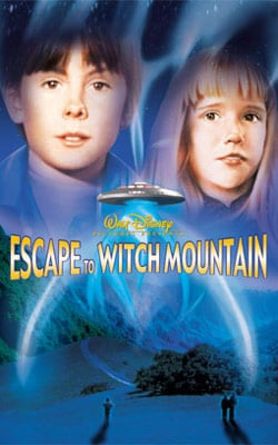 Remake in the Works for Escape to Witch Mountain