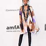 Adesuwa Aighewi at the amfAR Cannes Gala
