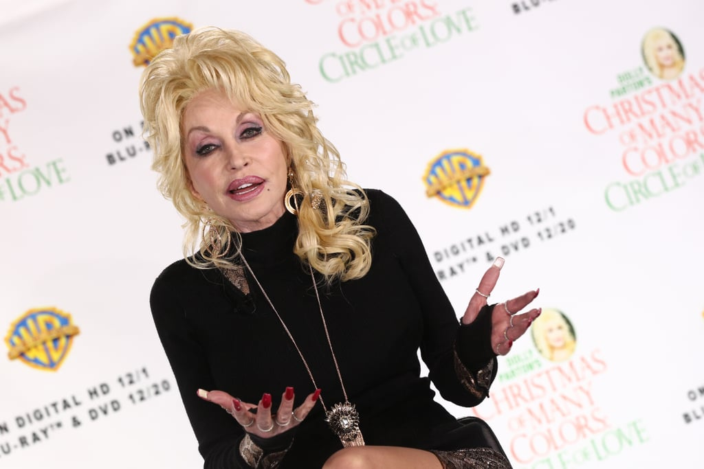 "Dolly Parton's Christmas of Many Colors : ""Circle of Love,"" OK for tweens, Nov. 30, 9 p.m., NBC Beloved country star Dolly Parton is the inspiration for this holiday tale, following her own history growing up poor in rural Tennessee. Circle of Love sees young Dolly discovering her voice while watching her parents sacrifice for the family."