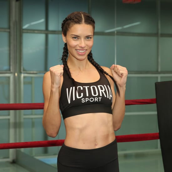 Adriana Lima's Best Workout Outfits