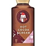 Hot Cocoa & Cream Shower Gel