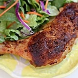 Roasted Chicken in Mango-Chile Rub