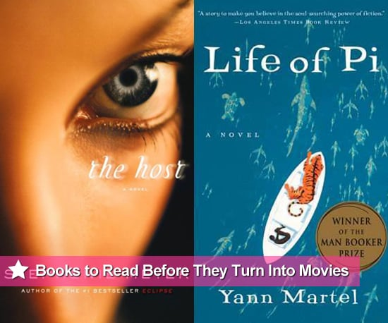 Books Being Made Into Movies in 2011