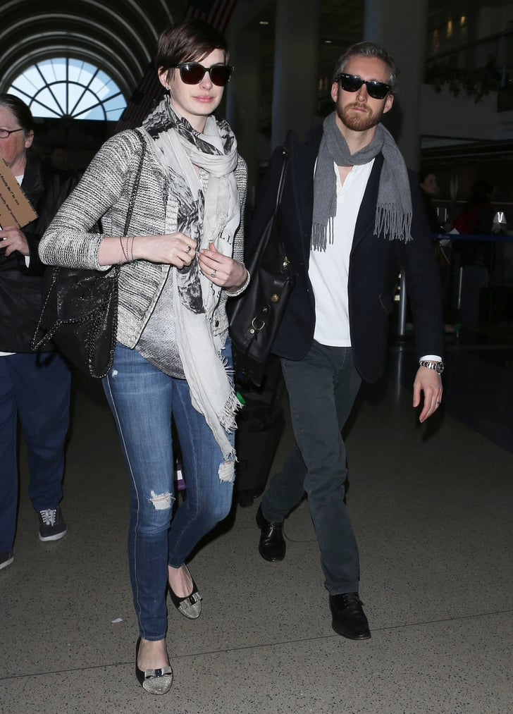 Anne and Adam Make Their Way Back to the West Coast