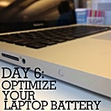Keep your battery juiced for longer with these tips.