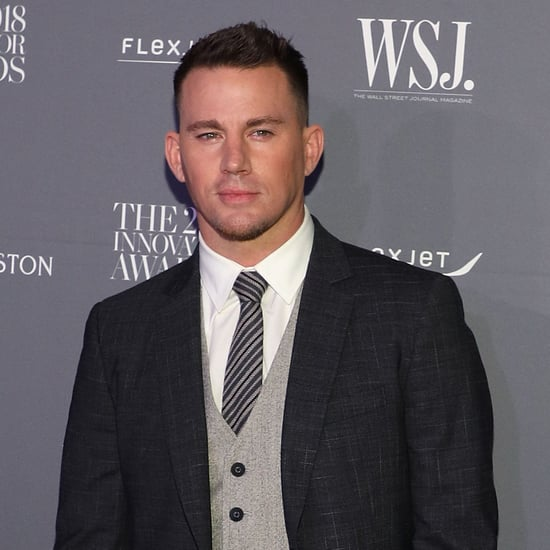 Channing Tatum's Photo From Jessie J's Concert November 2018
