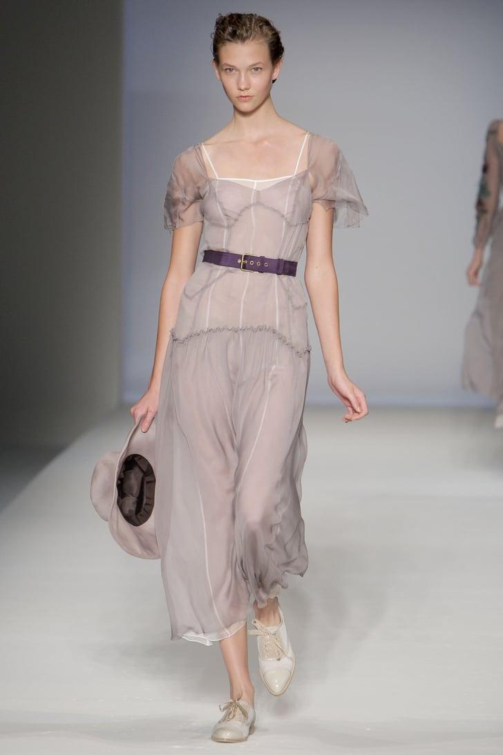 Milan Fashion Week: Alberta Ferretti Spring 2010