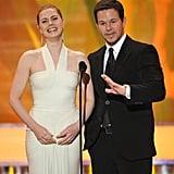 Natalie, Colin, and The King's Speech Triumph at the SAG Awards