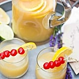 Whiskey Sour Party Punch
