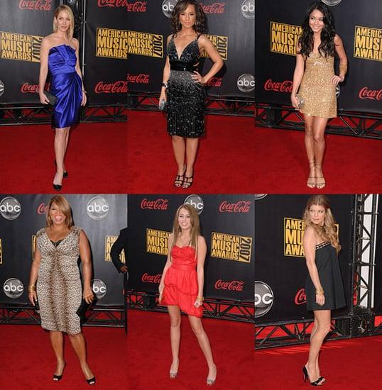 2007 American Music Awards: Best Dressed