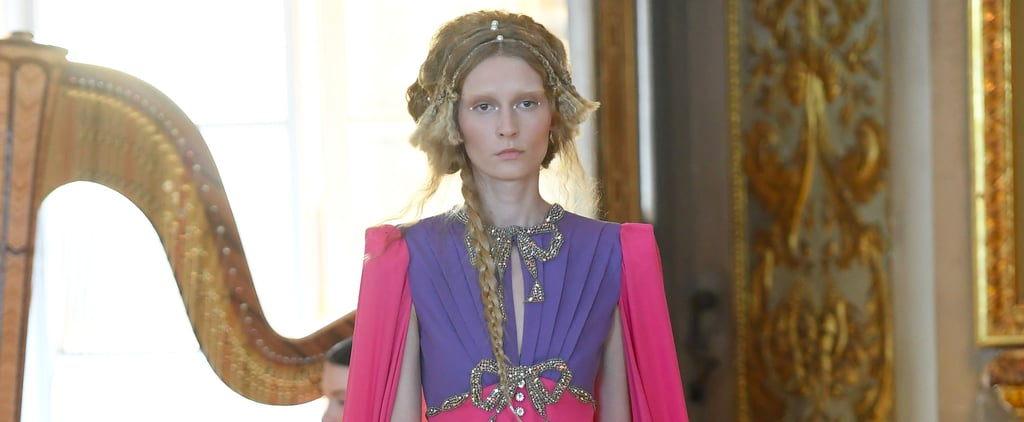 Gucci Bared Its Heart and Soul For the 2018 Cruise Collection