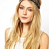 ASOS Bead Embellished Headband