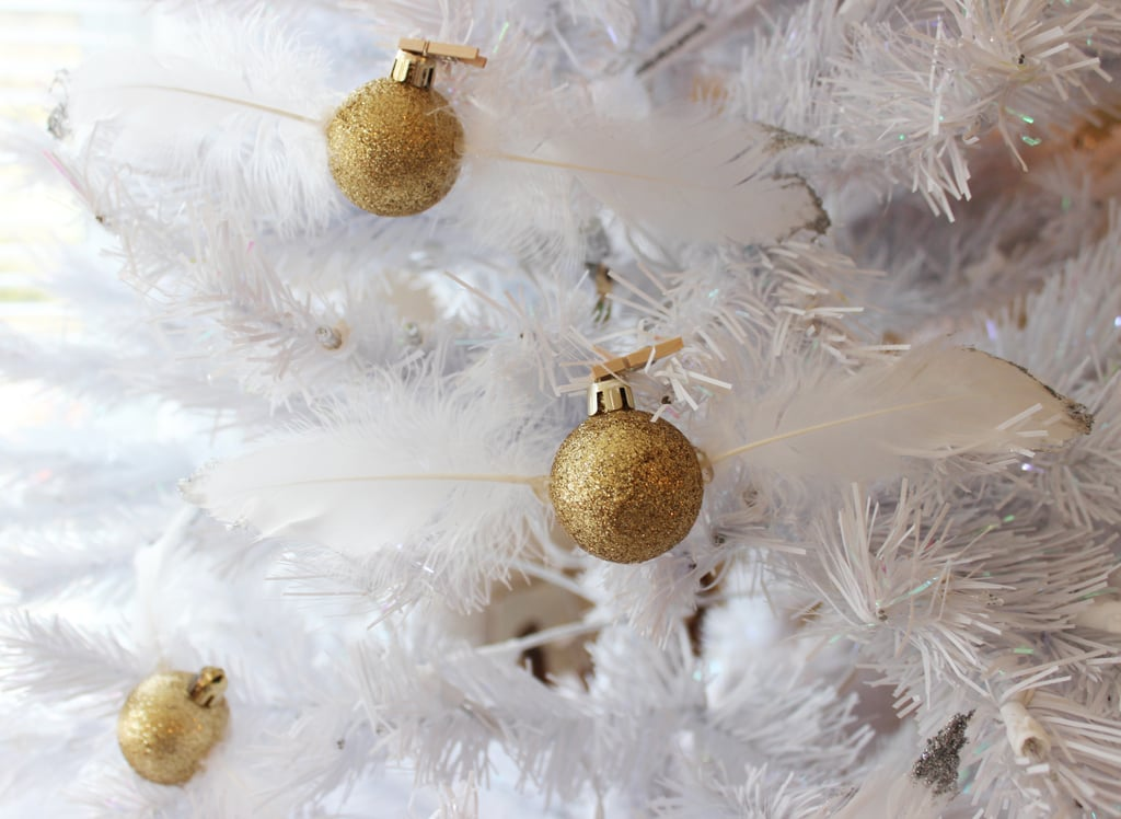 Golden Snitch Christmas Ornament DIY