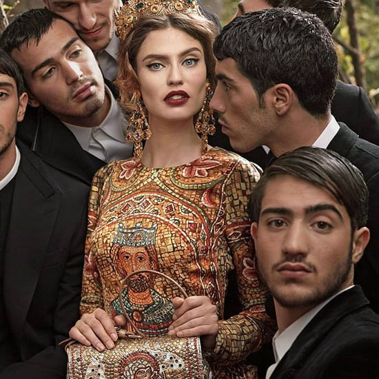 dolce and gabbana advertisement Gay fashion icons dolce & gabbana slam gay marriage, and celebrities are infuriated  may not be hearing the name dolce & gabbana on the  advertisement.