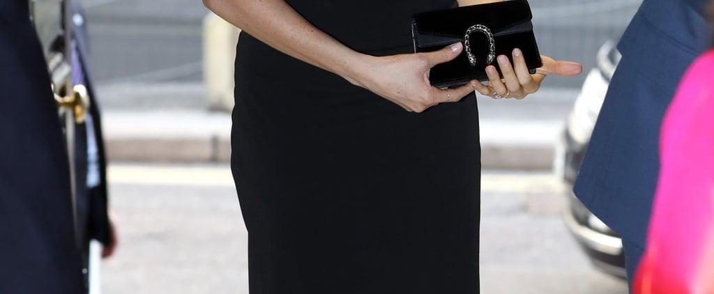 Meghan Markle Dress Style by Neckline