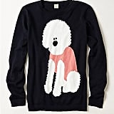 If you're a dog person, you need a dog sweater like this Unstandard Poodle Pullover ($98).