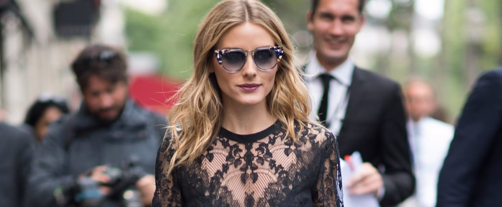 Olivia Palermo Has the Best Idea For Fancy Holiday Flats