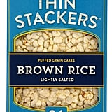 Butter and White Toast: Eat Lundberg Organic Thin Stackers Instead