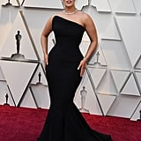 Ashley Graham at the Oscars in February