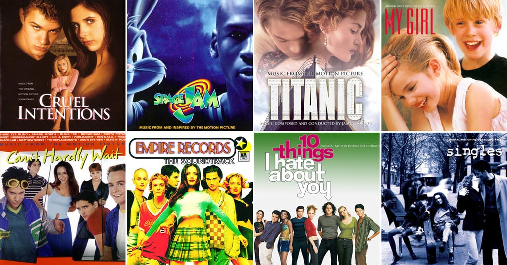 90s movies movie soundtracks teen list popular films 2000s music film 80s popsugar listchallenges 1990 most classic soundtrack seen greatest