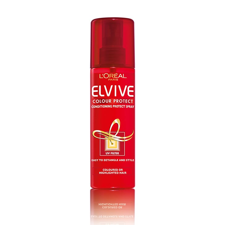 L'Oreal Paris Elvive Colour Protect Conditioning Spray, $5.69