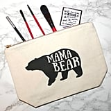 Mama Bear Makeup Bag (£20)