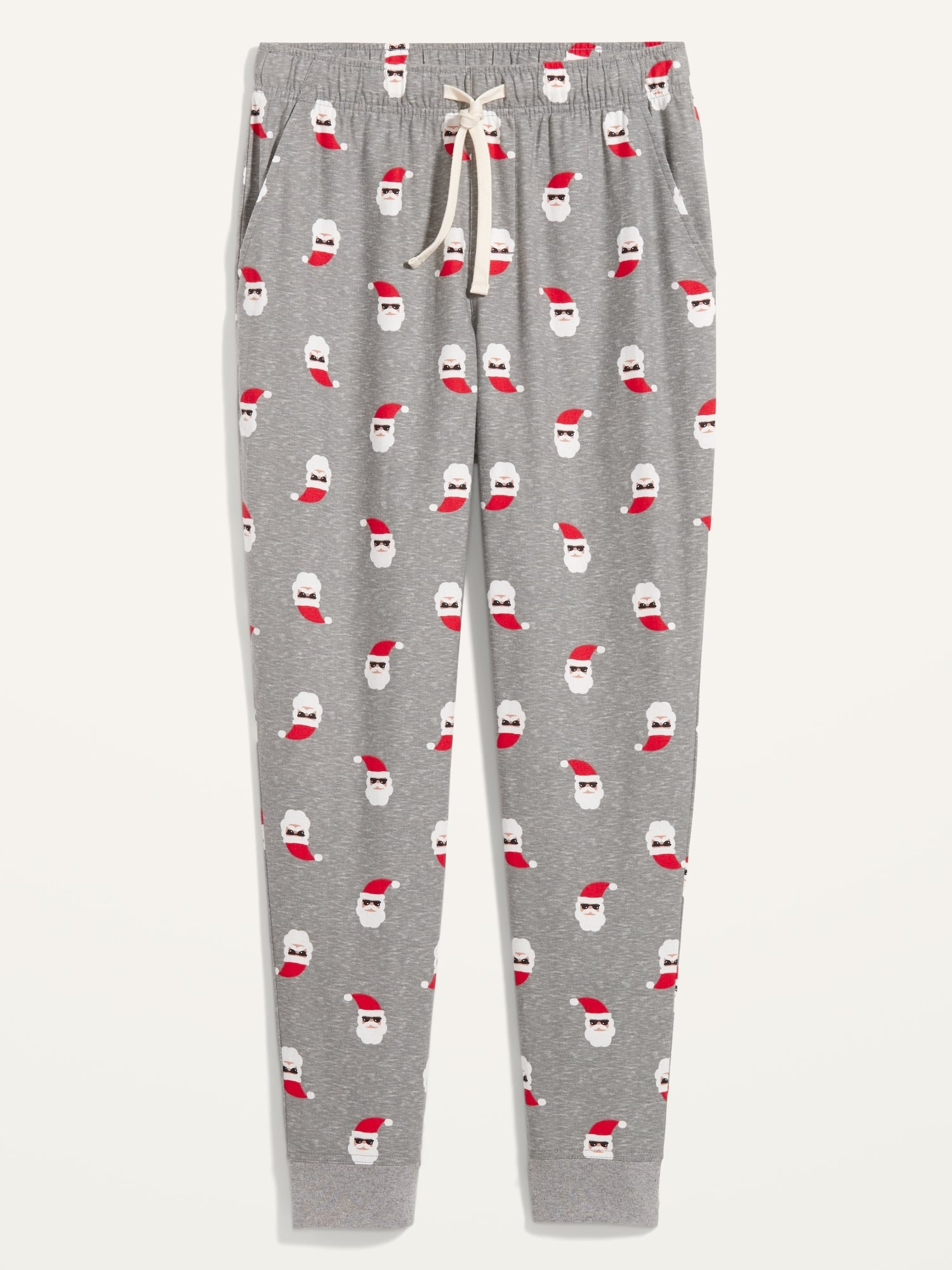 Med NWT Old Navy Mens Flannel Pajama Pants Holly Berries Holiday Xmas Navy