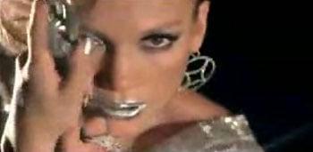 Love it Or Hate It? Jennifer Lopez's Silver Lipstick