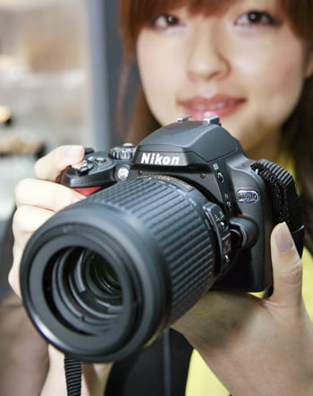 Economy Expected to Make Sales of SLR Cameras Dip
