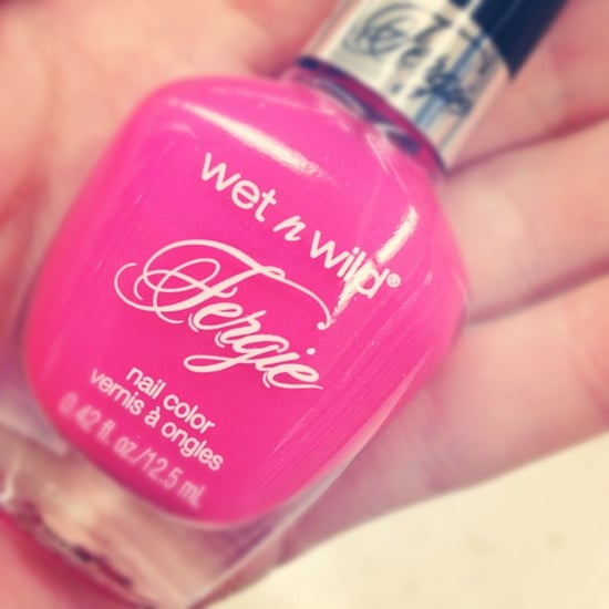 Fergie Wet n Wild Nail Polish Collection