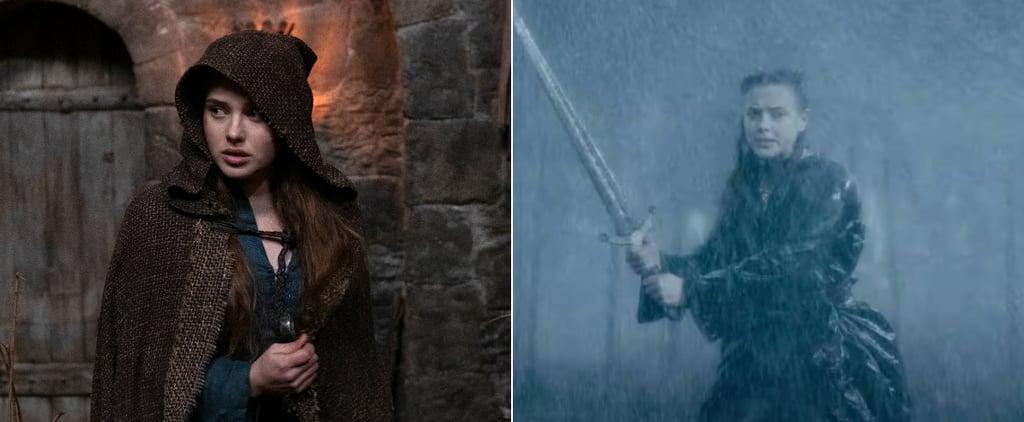 Netflix's Cursed TV Series Trailer Video