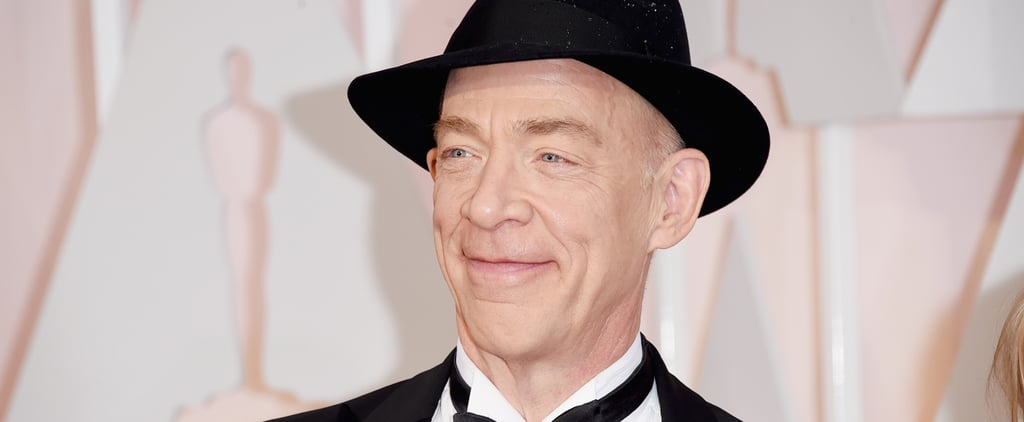 You Might Be Surprised by What J.K. Simmons's First Oscar Really Means to Him