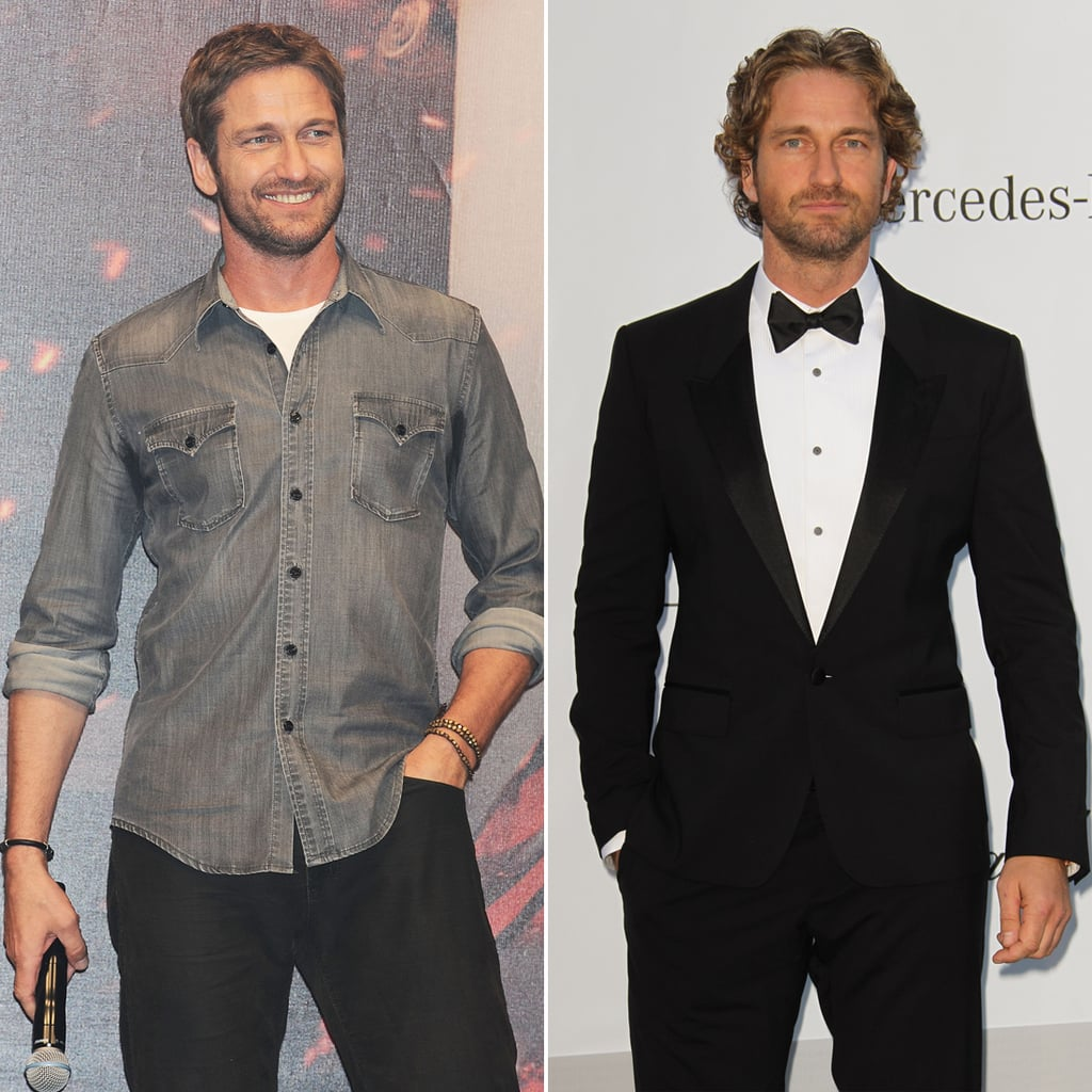 Gerard Butler: Better With Long or Short Hair?