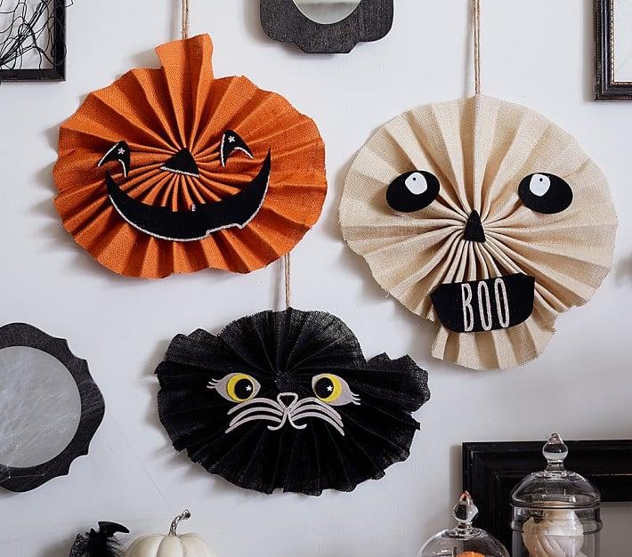 Accordion Halloween Decorations