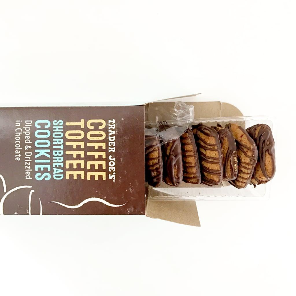 Coffee Toffee Shortbread Cookies ($3)