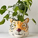 Large Tiger Planter