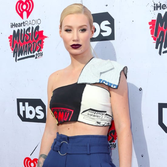 Iggy Azalea at iHeartRadio Music Awards 2016