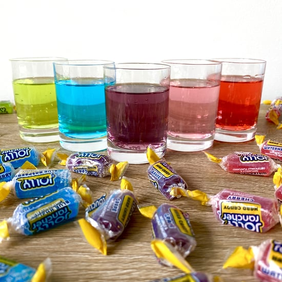How to Make Rainbow Jolly Rancher Shots